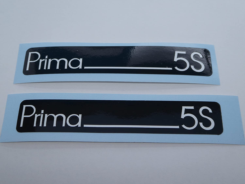 Hercules Prima 5S Trittbrett Schriftzug Verkleidung Sticker Dekor Anziehbild FDonlinehandel