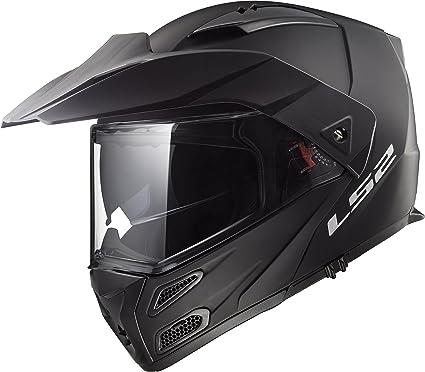 LS2 Helmets Metro V3 Unisex-Adult Flip-Up-Helmet-Style Metro V3