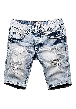 Justing 3130 Herren Jeans Shorts Kurze Hose Bermuda  Amazon.de ... 2e76aba5f1