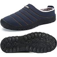 Mishansha Zapatillas de Estar por Casa - Cálidas y Cómodas - con Suela Antideslizante para Exterior e Interior, Unisex…
