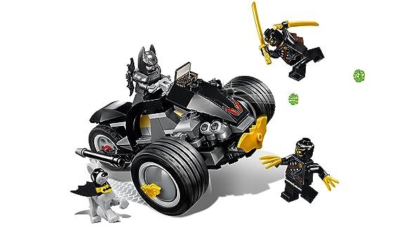 LEGO TALON ASSASSIN MINI FIGURES SPLIT FROM SET 76110 DC COMICS BATMAN