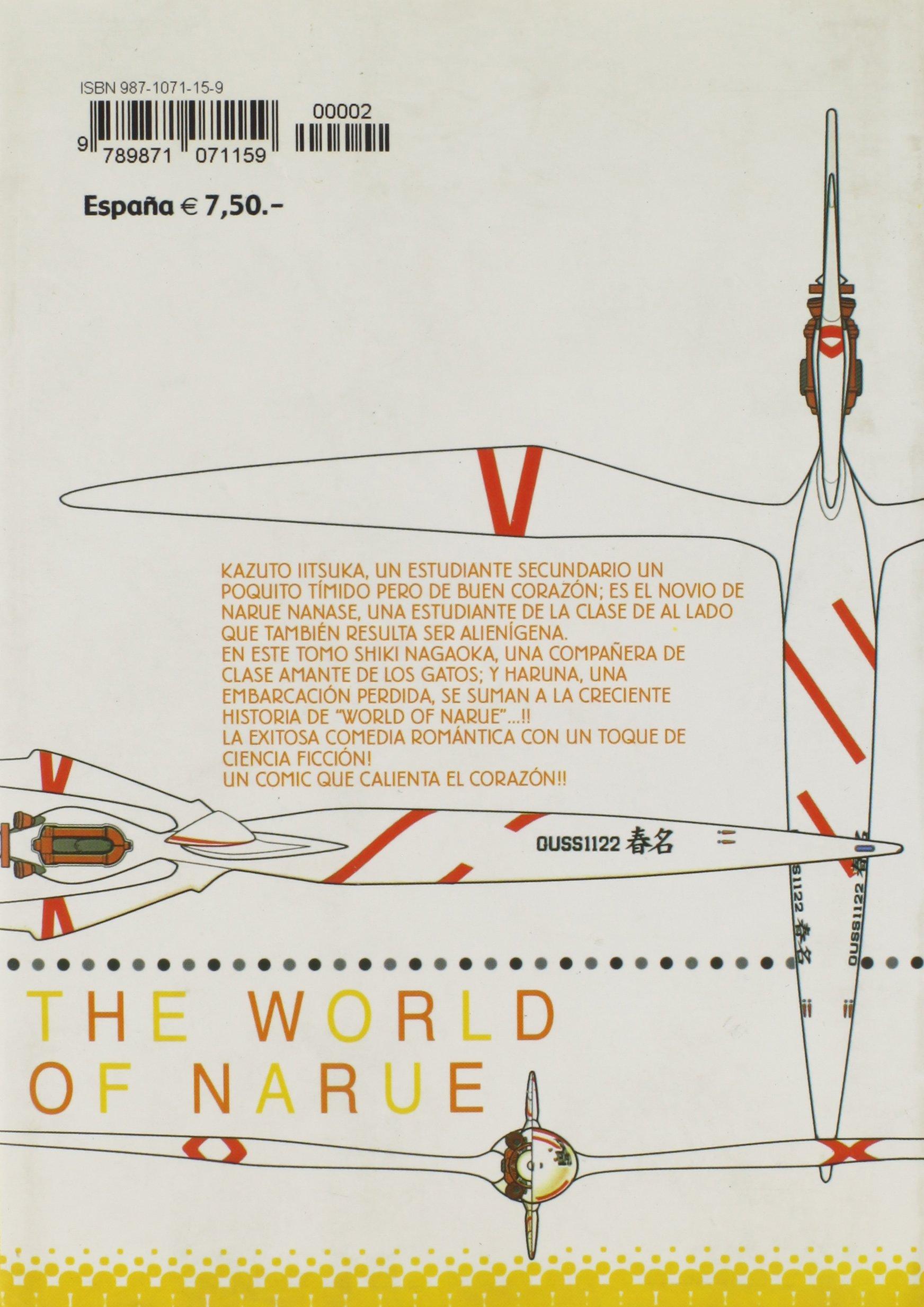 World of Narue 2 (Spanish Edition): Tomohiro Marukawa: 9789871071159: Amazon.com: Books