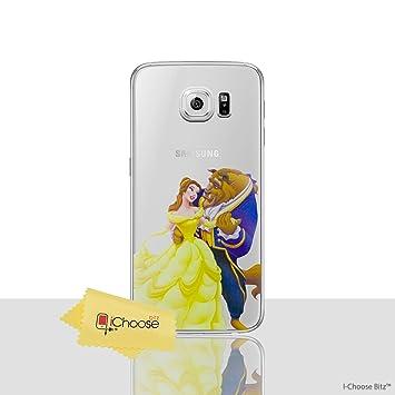 carcasa iphone 6s bella y bestia
