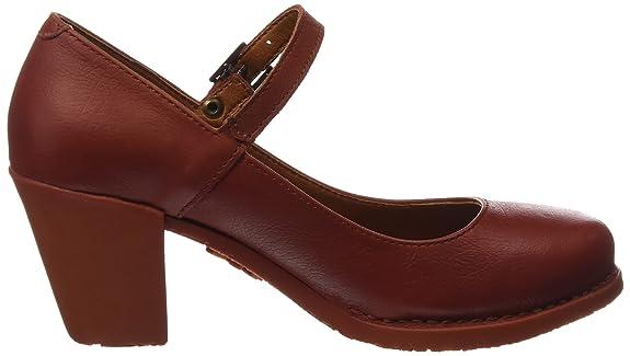 Art 0297 Star Rio, Zapatos de Tacón con Punta Cerrada para Mujer, Marrón (Brown), 40 EU