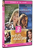 Lifetime Movies-Triple Feature (A Change of Heart, The Truth About Jane, Her Desperate Choice)