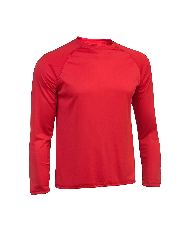 Asioka 300/14 - Camiseta Deportiva de Manga Larga Unisex Adulto