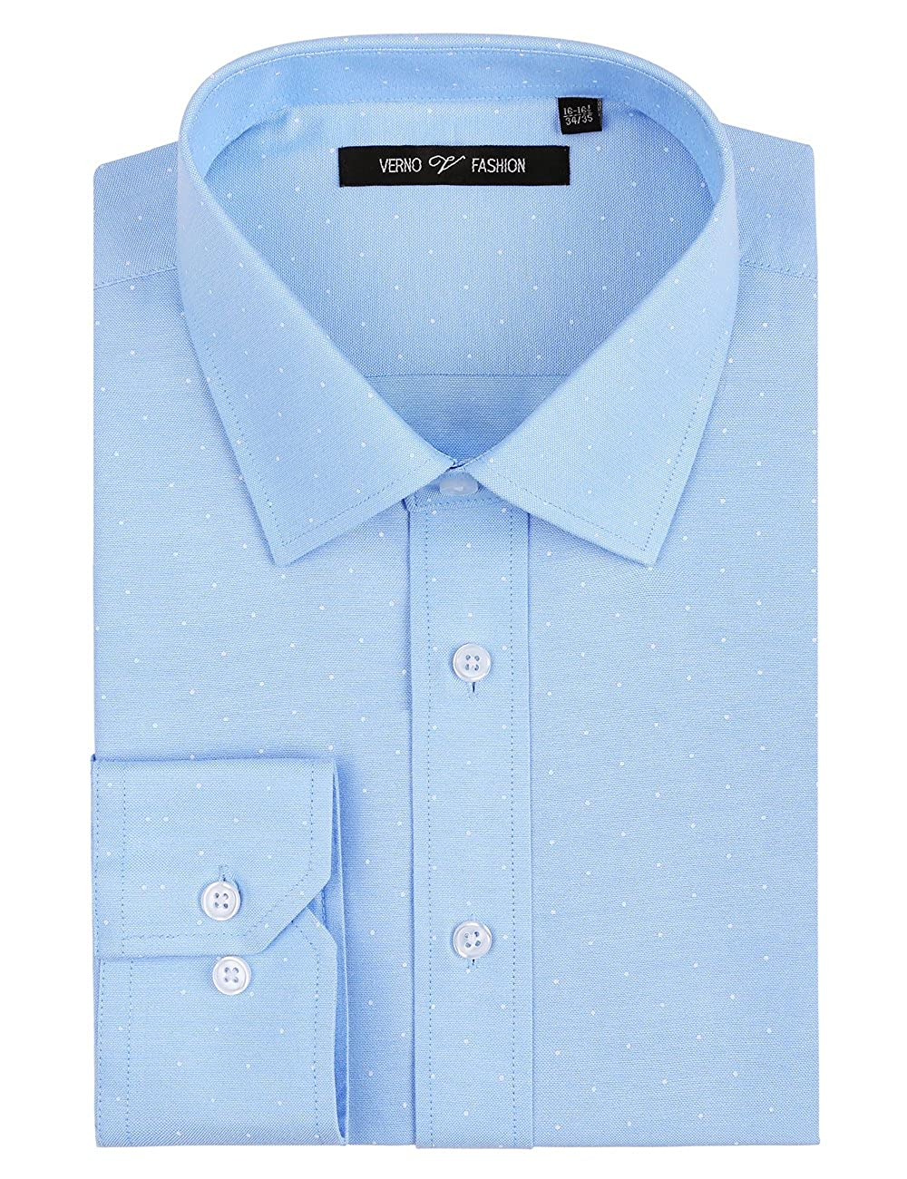 ff375cbeb792 Classic fit, Polk-a-dot printed shirts. Spread collar with removable collar  stays/ Long tapered sleeves/ Provide three choices ...