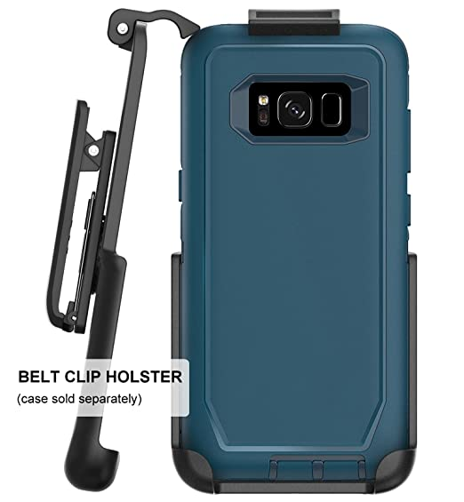 new product d5961 ef6ed Replacement Belt Clip Holster for Otterbox Defender Case - Galaxy S8 Plus  (S8+) by Encased (case not Included)