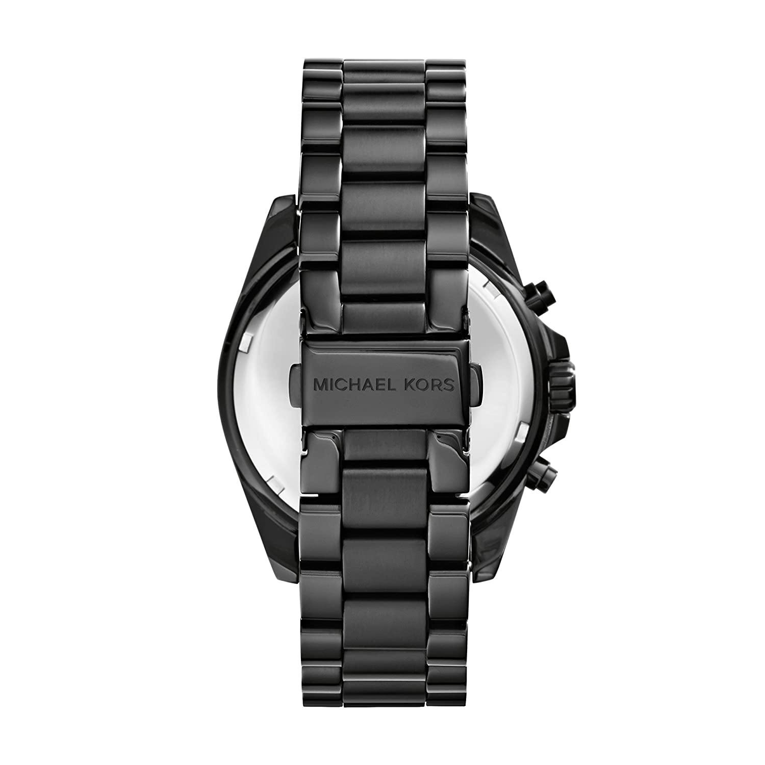 811c42ecae93 Amazon.com  Michael Kors Men s Bradshaw Black Watch MK5550  Michael Kors   Watches