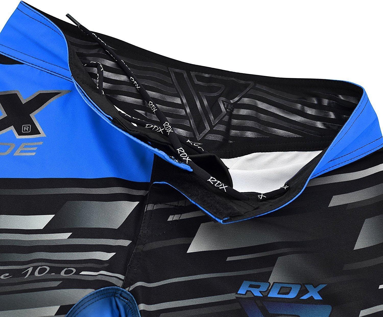 RDX MMA Stretch Shorts BLAZE Clothing Training Cage Fighting Grappling Martial Arts Muay Thai Kickboxing