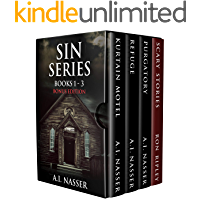 Sin Series Books 1 - 3 Bonus Edition: Scary Horror Story with Supernatural Suspense book cover
