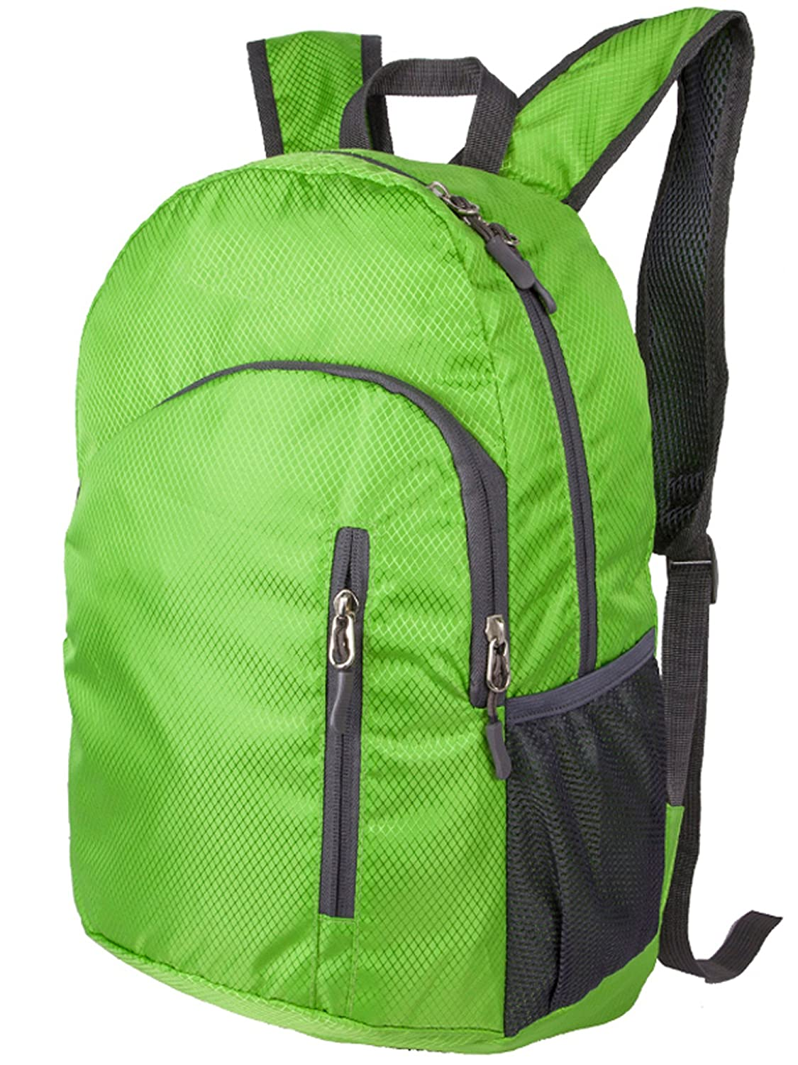 09bd337ebed2 MODARANI Lightweight Packable Backpack Foldable Small Portable Hiking Day  Pack for Travel Camping 20L