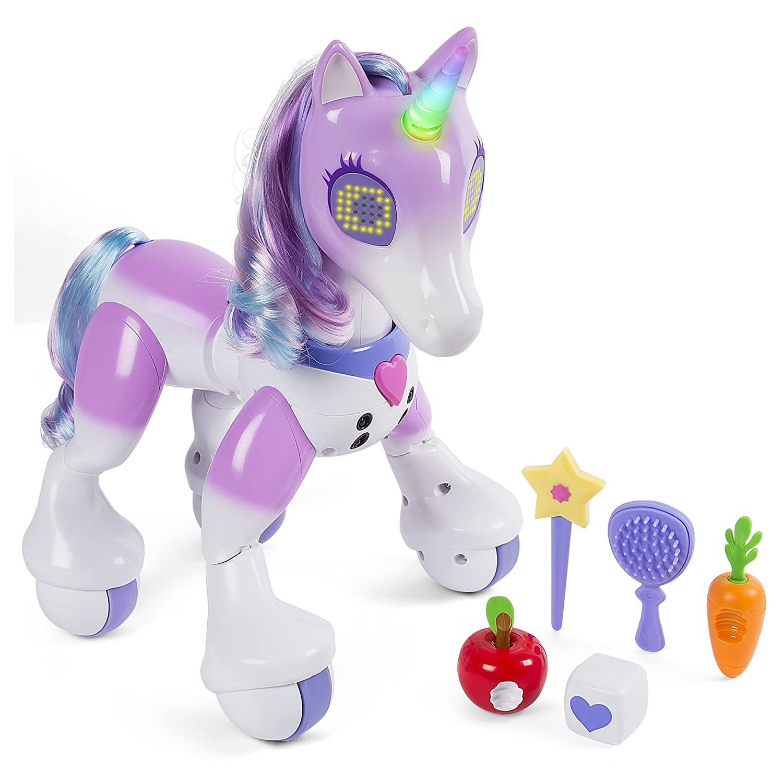 Zoomer 6040309 Enchanted Unicorn Toy Spin Master Toys UK Ltd