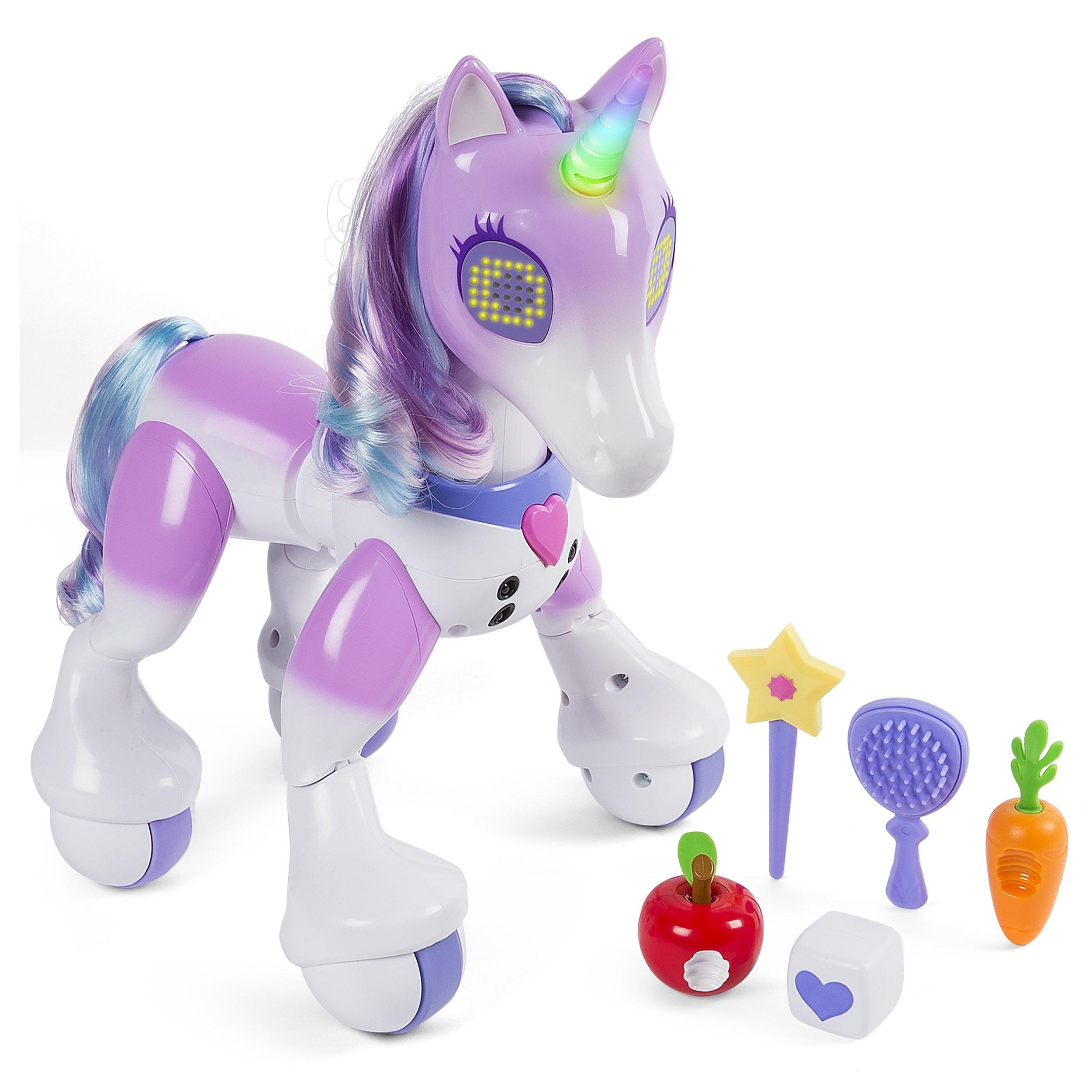 Zoomer 6040309 Enchanted Unicorn Toy by Zoomer (Image #1)