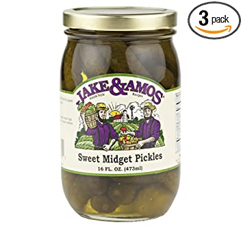 Think, that recipe for sweet gherkin midget pickles question removed (has