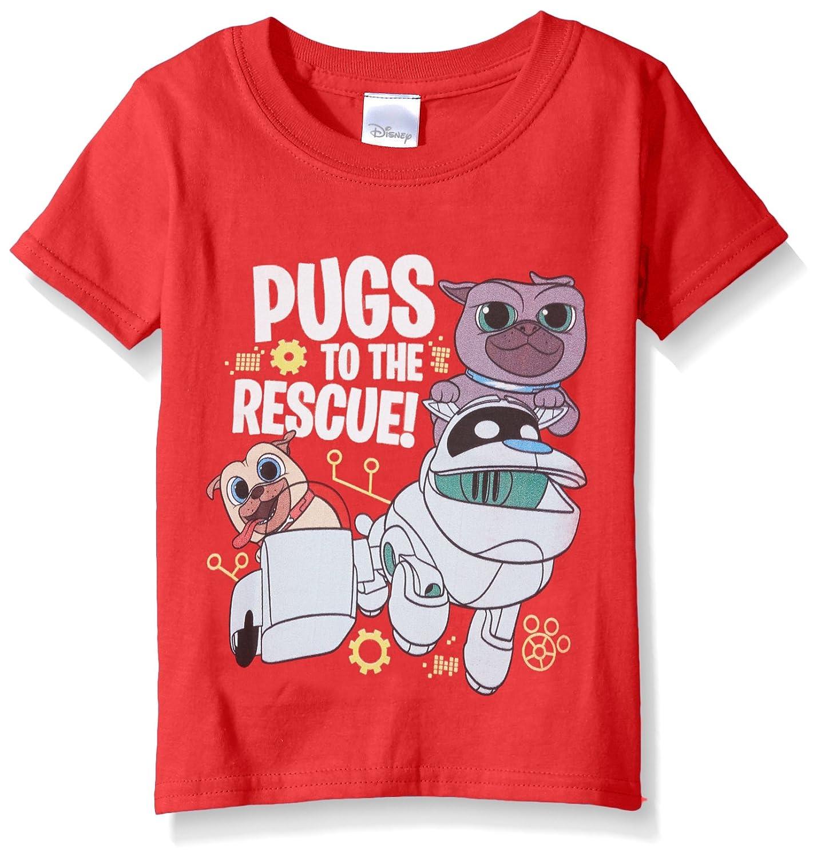 Amazon.com: Disney bebé cachorro perro Pals playera de manga ...