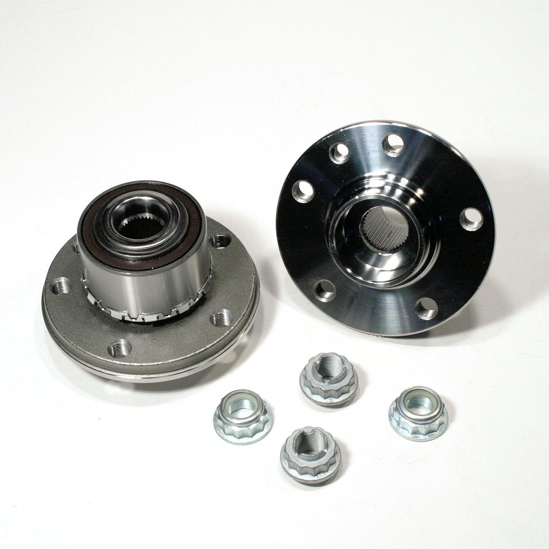 2 x Radnabe/Radlager / Radlagersatz + ABS Sensorring hinten Autoparts-Online