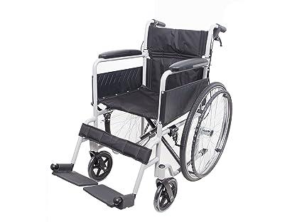 Angel Mobility Ultra ligero plegable silla de ruedas Propel ...