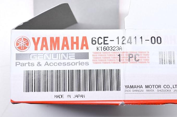 Yamaha 6CB-12411-00-00 Thermostat 60C; New # 67F-12411-01-00 Made by Yamaha