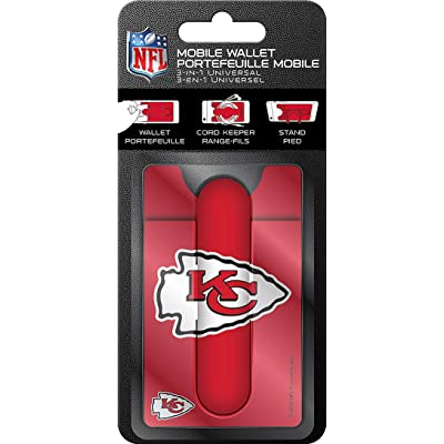 Trends International NFL Kc Chiefs HG - Mobile Wallet: Toys & Games