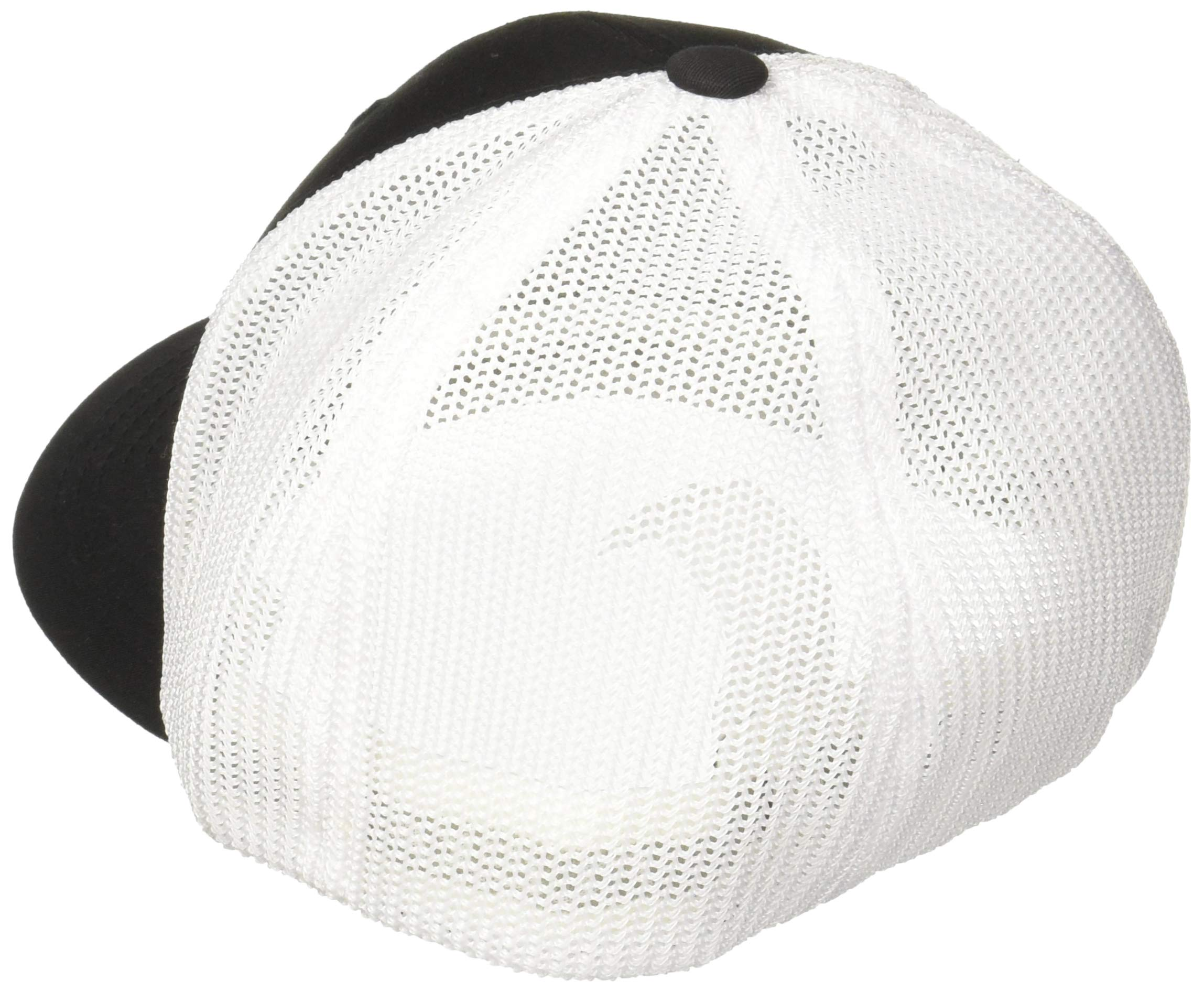 59485efa Flexfit Men's Two-Tone Stretch Mesh Fitted Cap | Jodyshop