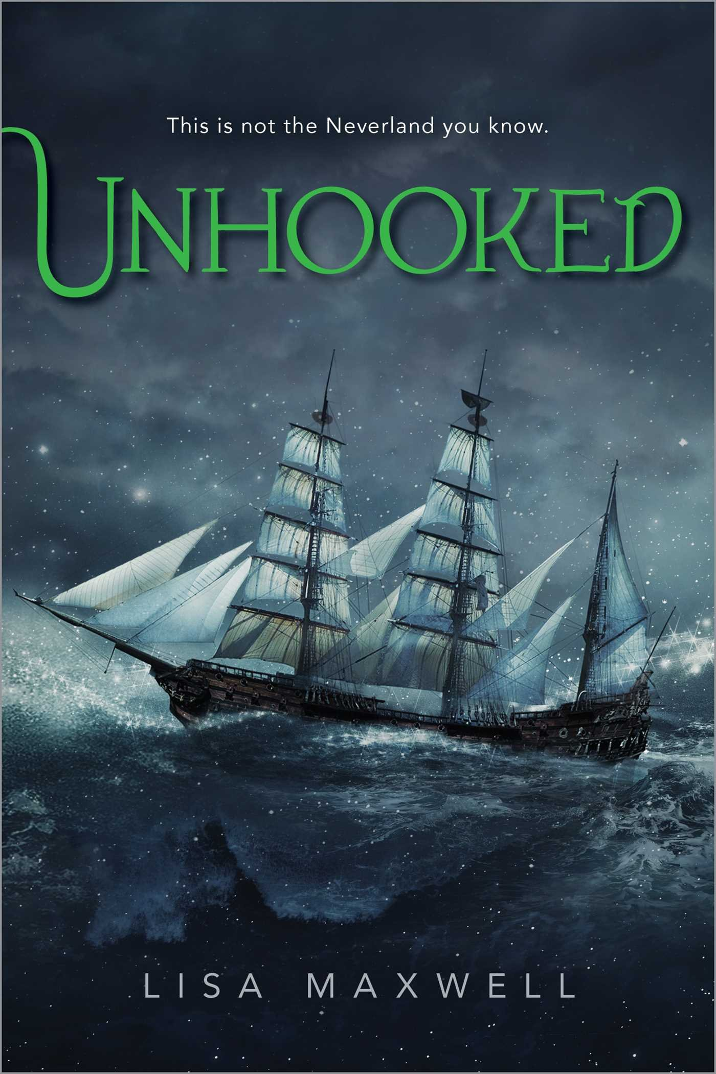 Amazon.com: Unhooked (9781481432054): Maxwell, Lisa: Books