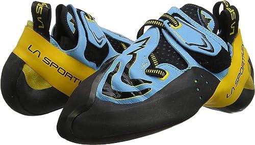 Chaussures descalade Mixte LA SPORTIVA Cobra Blue