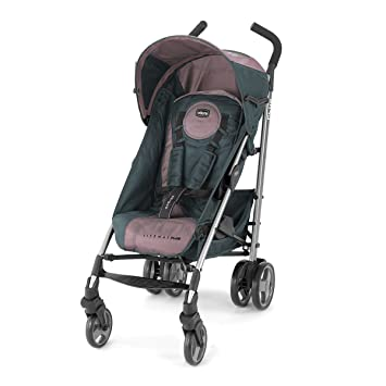 10b51f0bc Amazon.com : Chicco Liteway Plus 2-in-1 Stroller, Lyra : Baby