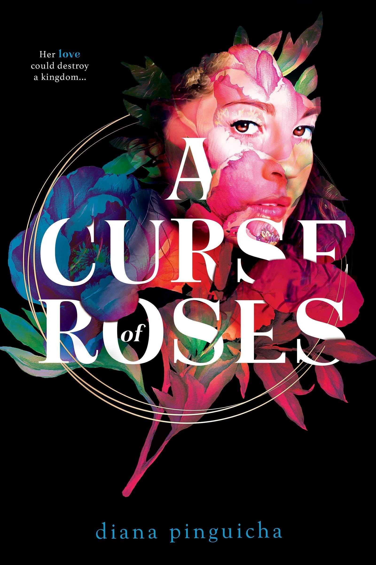 Amazon.com: A Curse of Roses: 9781682815090: Pinguicha, Diana: Books