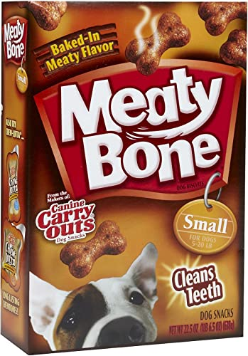 Meaty Bone Small Bone – 22.5 Oz