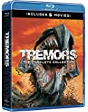 Tremors Collection 1-6
