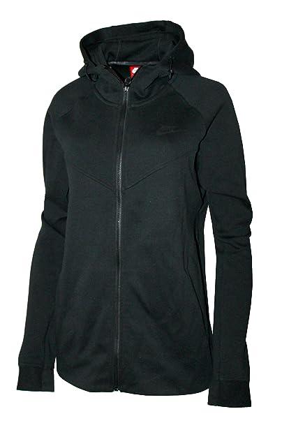547b121a7a Amazon.com  Nike Womens Plus Size Sportswear Tech Fleece Hoodie ...