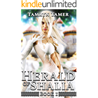 Herald of Shalia book cover