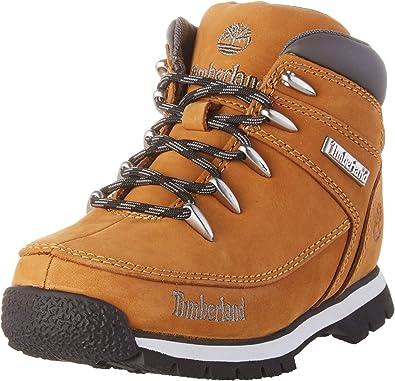 guapo clon chocar  Timberland 6680R Toddler Euro Sprint Wheat Nubuck Kids Boots Wheat Nubuck  Size 7M: Amazon.ca: Shoes & Handbags