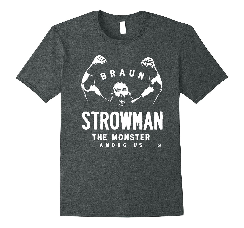 Wwe braun strowman the monster among men art artshirtee - Braun strowman theme ...