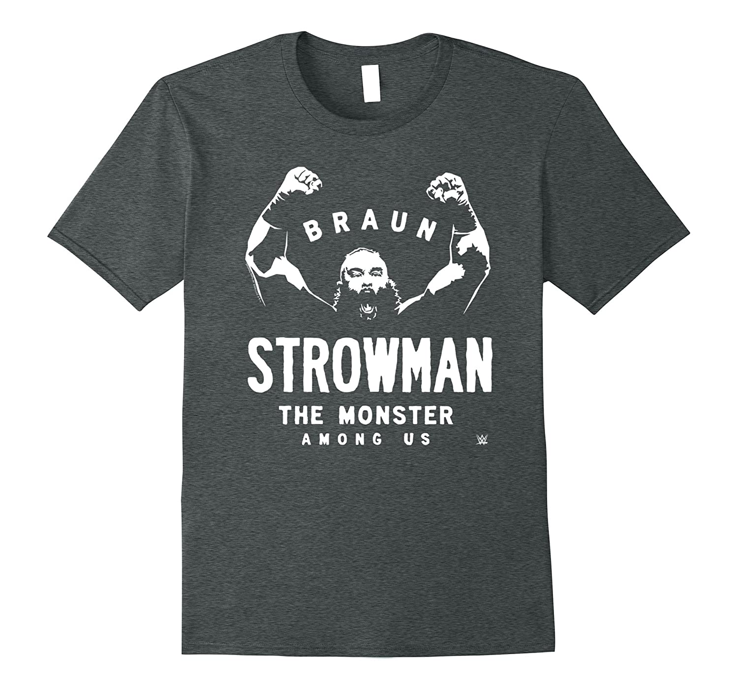 WWE Braun Strowman The Monster Among Men-Art