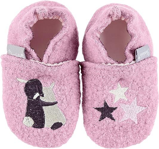 Sterntaler Baby M/ädchen Schuh Slipper