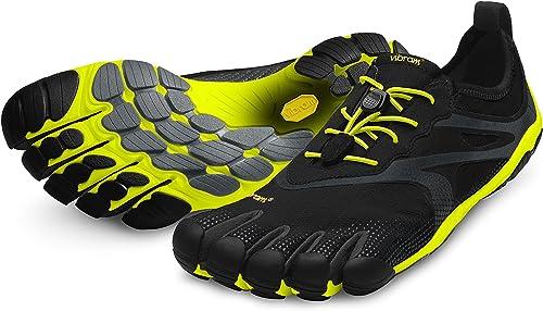 Chaussures Vibram Fivefingers NoirJaune Homme Kmd Evo