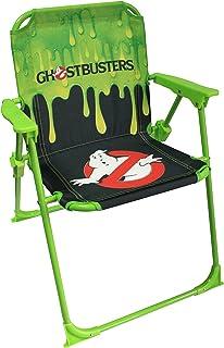 Ozbozz SV12792 Ghostbusters Folding Deck Chair  sc 1 st  Amazon UK & Despicable Me Minions Childrenu0027s Fold Up Deck Chair: Amazon.co.uk ...