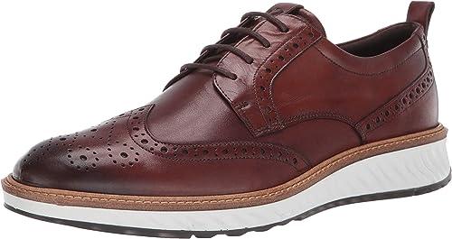ECCO Shoes Men's St 1 Hybrid Oxford