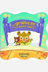 UN GRAND LIT POUR PETIT OURS (P'tit Chou) (French Edition) Hardcover