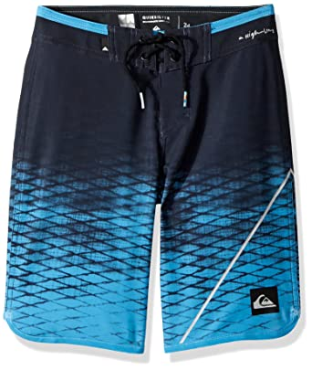f5a14bc5f7 Quiksilver Big Boys' New Wave Everyday Youth 18 Boardshort, Tarmac, ...