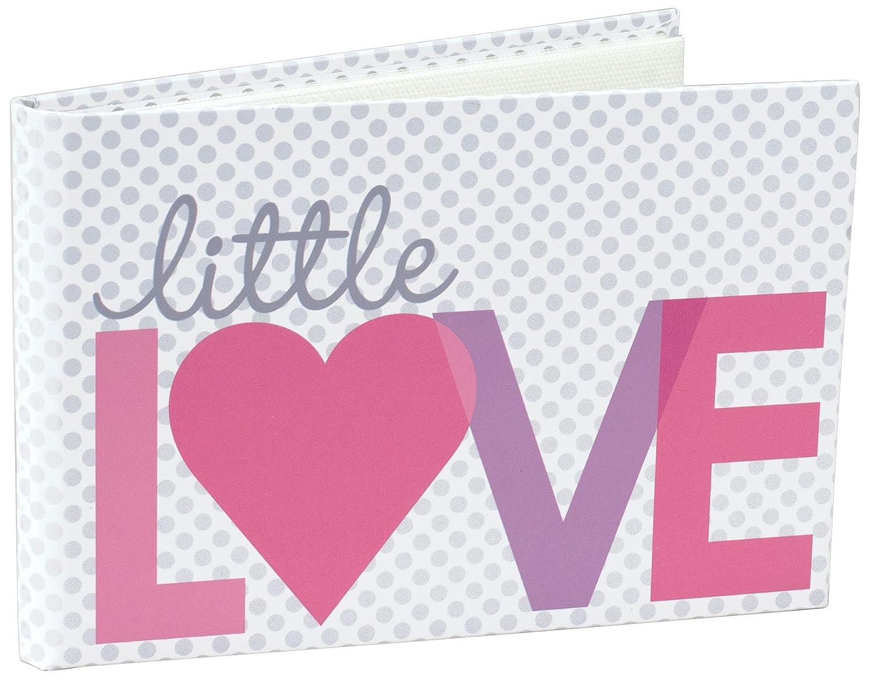 Malden 7071-16 Designs Sweet Baby Girl Brag Book 1-Up Pink 40-4 X 6