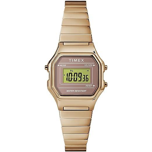 8f355e51d738 Timex Mini Reloj Digital clásico para Mujer  Amazon.es  Relojes