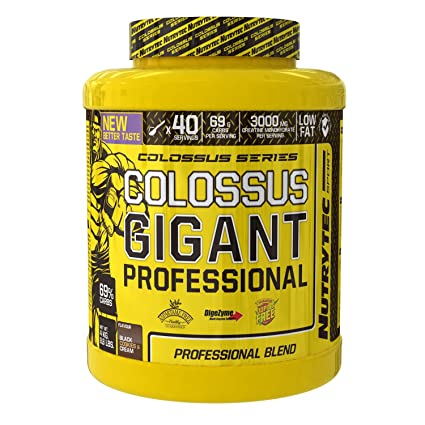 Nutrytec Colossus Gigant 8 kg - Chocolate con Leche
