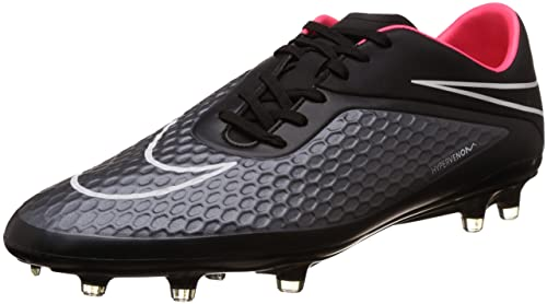 4408721d8587 Nike Men s Hypervenom Phelon FG (Black Hyper Punch White) (6. 5 ...