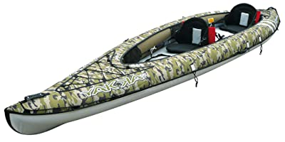 BIC Yakkair Fishing-2Hp Inflatable Kayak Review
