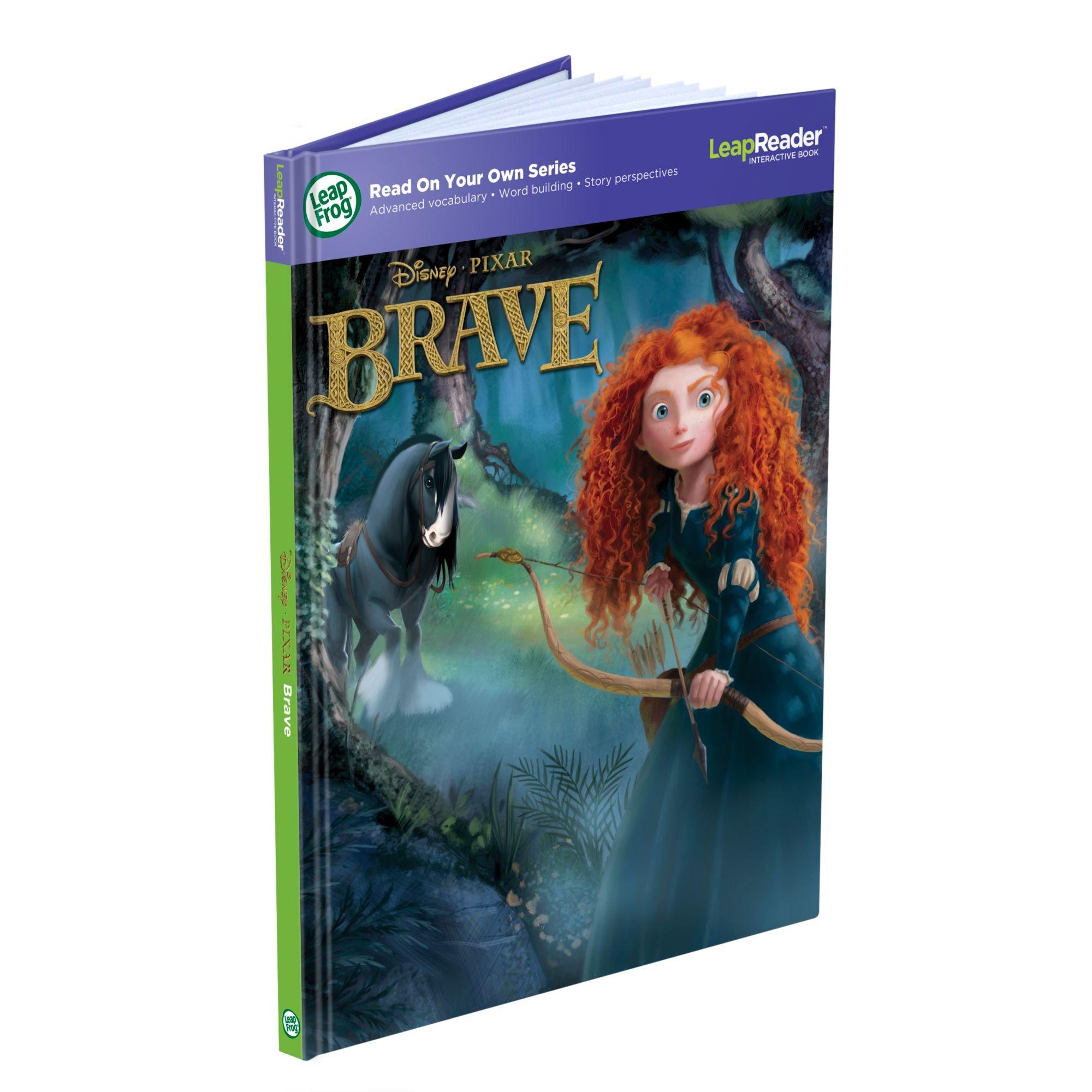 LeapFrog LeapReader Book: Disney·Pixar Brave (works with Tag)