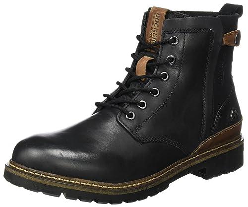 2017 Dockers Stiefel Stiefel Schuhe Boots Veloursleder