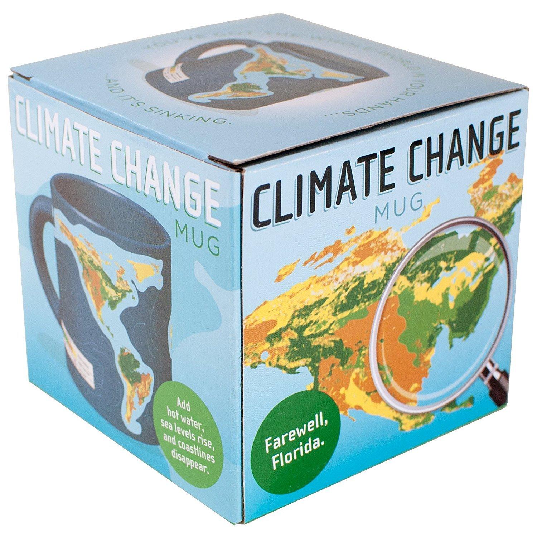 amazon com climate change disappearing coffee mug add